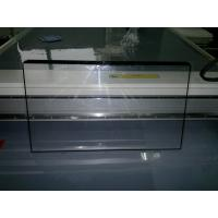 Quality glass protect film press control cutting table for sale