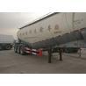 Buy cheap FUWA Tir Axles Bulk Cement Tank Heavy Duty Semi Trailers 80T Loading Capacity from wholesalers