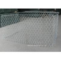 Hot Dipped Galvanized Hexagonal Woven Wire Netting For Poultry Cage Manufactures
