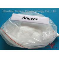 99% Purity Oral Anabolic Steroids Oxandrolone Anavar For Weight Loss CAS 53-39-4 Manufactures