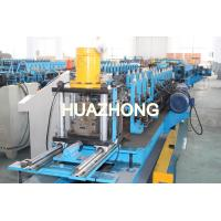 Automattic C Track Orbit Cold Roll Forming Machine For 1.8-2.5mm Thickness Steel Material Manufactures