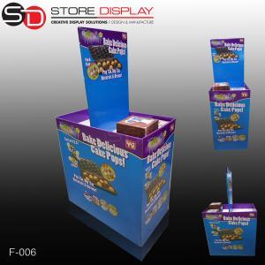 FSDU dump bin display stand Manufactures