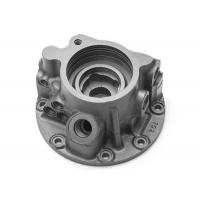 China Hydraulic Pump Casing EN-GJS-600-3 Spheroidal Cast Iron Material Green Sand Castings on sale