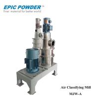 Laboratory Used Disk Mill Grinder , Aluminum Oxide Powder Micro Hammer Mill Manufactures
