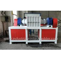 China High Capacity HDPE / PE Shredder , Agricultural Waste Recycling Machine on sale