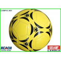 China Non Phthalate Synthetic Leather Soccer Ball EN71 Certificated For Euro Market on sale
