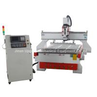 Linear Auto Tool Changer CNC Router with Moving Tool Post Manufactures