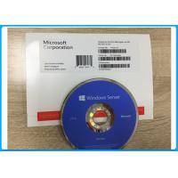 China Microsoft Software Key Code Windows Server 2016 Standard 64bit OEM 16 CORE on sale