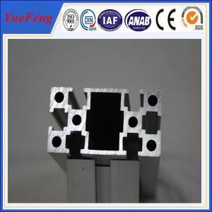 Hot! OEM industry aluminum profiles supplier, aluminium extrusion 6063 supplier Manufactures