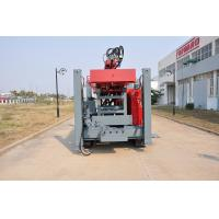 2 Gears Rotation Speed Water Well Drilling Machine With Cummins 4BT Diesel Egine Manufactures