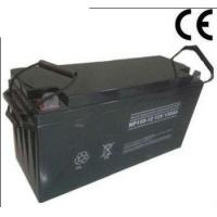 AGM Rechargeable Sealed Lead Acid Battery 12 volt 120Ah Manufactures