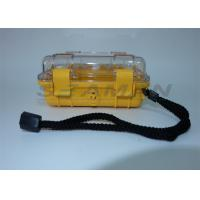 China Micro Waterproof safety Water Sports Equipment Dry Box for diving IP67 on sale