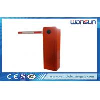 China Automatic And Electronic Car Park Security Barriers For Car Parking Control on sale
