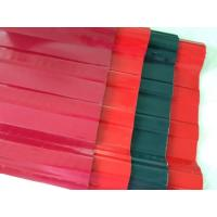 China ASA Synthetic Resin Trapezoidal Roofing Tile on sale