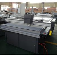 Quality flat ring gasket cutting table for sale