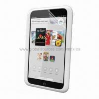 Newest Crystal Clear Screen Protector for Nook HD Manufactures