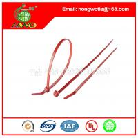 Quality 100mm x 2.5mm White Automatic Cable Label Markers Zap Ties Straps 1000 Pcs for sale