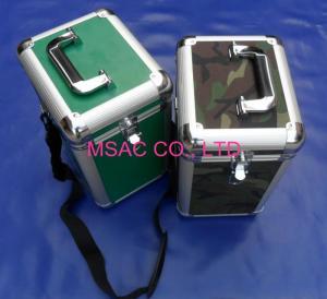 Buy cheap Custom Aluminium Transport Case , Durable Aluminium Storage Case Wear Resistant from wholesalers