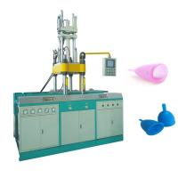 Medical Supplies Liquid Silicone Injection Molding Machine 200 Ton Clamp Force Manufactures