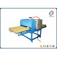 Pneumatic Large Format Heat Press Machine Sublimation 18kw Three Phase Manufactures