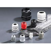 Plastic PA66 Nylon Cable Gland Explosion Proof UL Environment Friendly Fire Resistant Manufactures