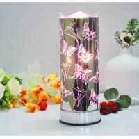 China 2016 new style electric metal oil warmer oil burner fragrance lamp wholesale