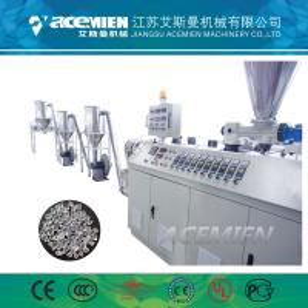 Quality PP PE Waste Film Plastic Recycling Granulator Machine , Pellet Making Machine for sale