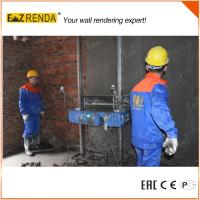 750M² / Day Waterproof Spray Plastering Machine For Internal Wall Manufactures