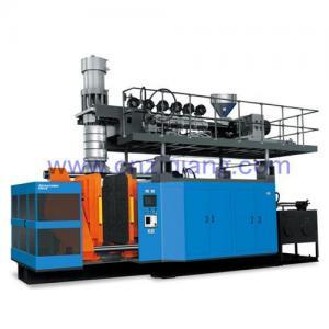Extrusion Blow Machine Manufactures