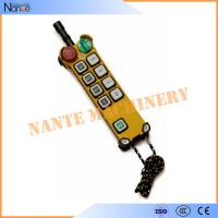 IP65 Industrial Remote Controls , Radio Remote Controls Switch Manufactures