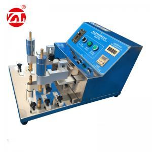 Abrasion Resistance Test Laboratory Testing Machines , Alcohol Abrasion Testing Machine Manufactures