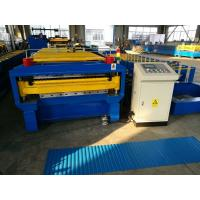 Good Quality IBR and Corrugated Sheet Mistubish Brand PLC Double Layer Roll Forming Machine Manufactures