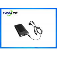 GPS Location 4G Wireless Device 4G HD With Emergency Dispatching 5V Power Supply Manufactures