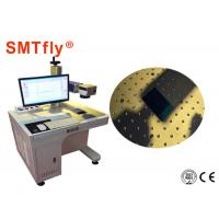 Customized PCB Laser Marking Machine For Metals / Non Metals 110V SMTfly-DB2A Manufactures