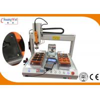 Double Station Automatic Electronic Screwdriver Machine For Assembly Line Manufactures