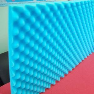 China Cars / Meeting Room Sound Proof Sponge , Multi Color Waterproof Foam Sheets on sale
