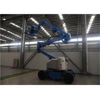 China Z-52 16M Self Propelled Boom Lift Extra Diesel Engine Exclusive Advanced Control System on sale