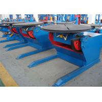 1000KG Tube Welding Positioner Electrical Control Assembly Compact Structure Manufactures