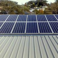 Industrial And Commercial Metal Flat Roof Mounting Solar PV Systems Structure , Solar Roof Mounting Systems  Manufactures