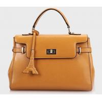 brand style 100% genuine leather handbags for woman Manufactures