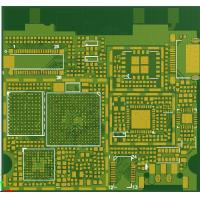 Impedance Control Circuit Board Assembly 8 Layers For Mobile Phone Cell Phone HDI Manufactures