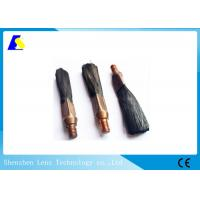 M8/M6 Thread Parts Cleaning Brush , Welding Brush Conductive Carbon Fiber Material Manufactures