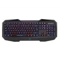 Quality AULA SI-859 Nice Looking Pc Gamer Mechanical Keyboard With 3 Colors Backlit for sale