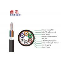 China Fiber Optic Duct Cable Air Blown Fiber Optic Cable 12 Strand Fiber Optic Cable on sale