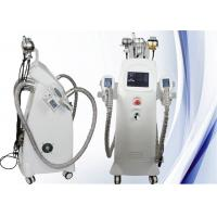 China High Frequency Body Shaping Machine Vacuum Pressure Ice Cooling on sale