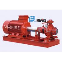 SS420 Shaft Single Stage End Suction Pump 500 Gpm @110psi With Electric Motor Driven Manufactures