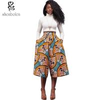 Wide Leg African Print Baggy Harem Pants , African Print Trousers For Ladies Manufactures