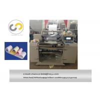 3 layers  Automatic ATM POS NCR thermal paper roll slitting rewinding machine Manufactures