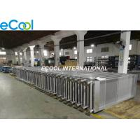 Anti Corruption Refrigeration Heat Exchanger 12m Max Length 2.7m Max Width Manufactures