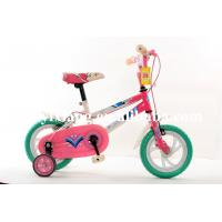 China 4 wheels  kids sporting racing bmx bicycle children girls bike 12'' 16'' 20'' on sale